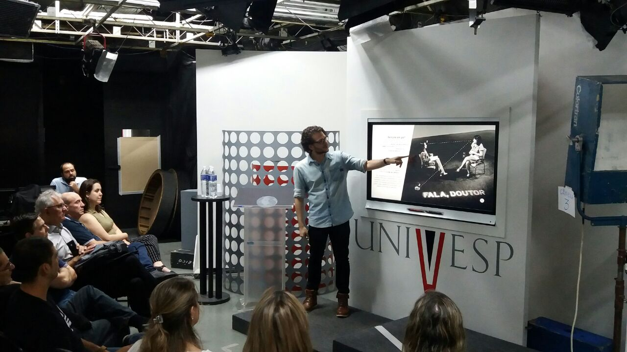 Univesp realiza media training para novos professores